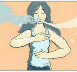 Дыхательные практики.