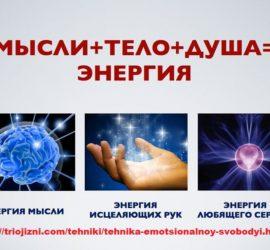 ТЕХНИКА ЭМОЦИОНАЛЬНОЙ СВОБОДЫ