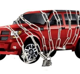 Магическая защита автомобиля.
