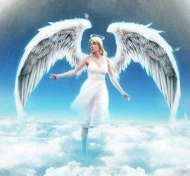 Самонастройка Крылья Ангела.