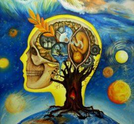 Рождение — это жестокое переживание и оно записывается человеческим существом от первых моментов боли до самого конца.