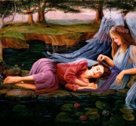 О чем нас предупреждает ангел-хранитель..
