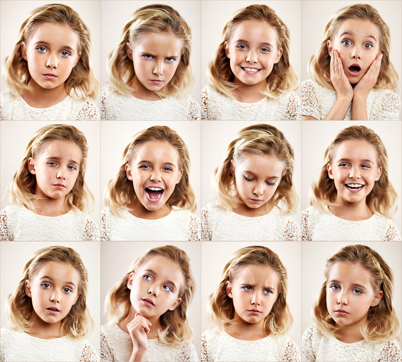 9 эмоциональных состояний.