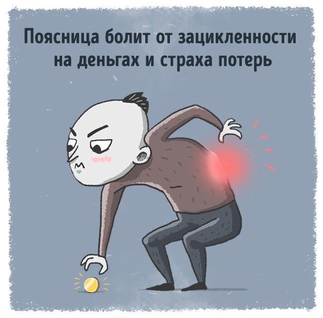 Сигналы тела - психологические причины болезней или о чем говорят болезни человека.