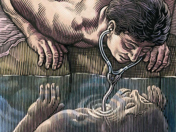 Гипертония - «чисто» психосоматическое заболевание