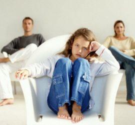 Причины непонимания между детьми и родителями