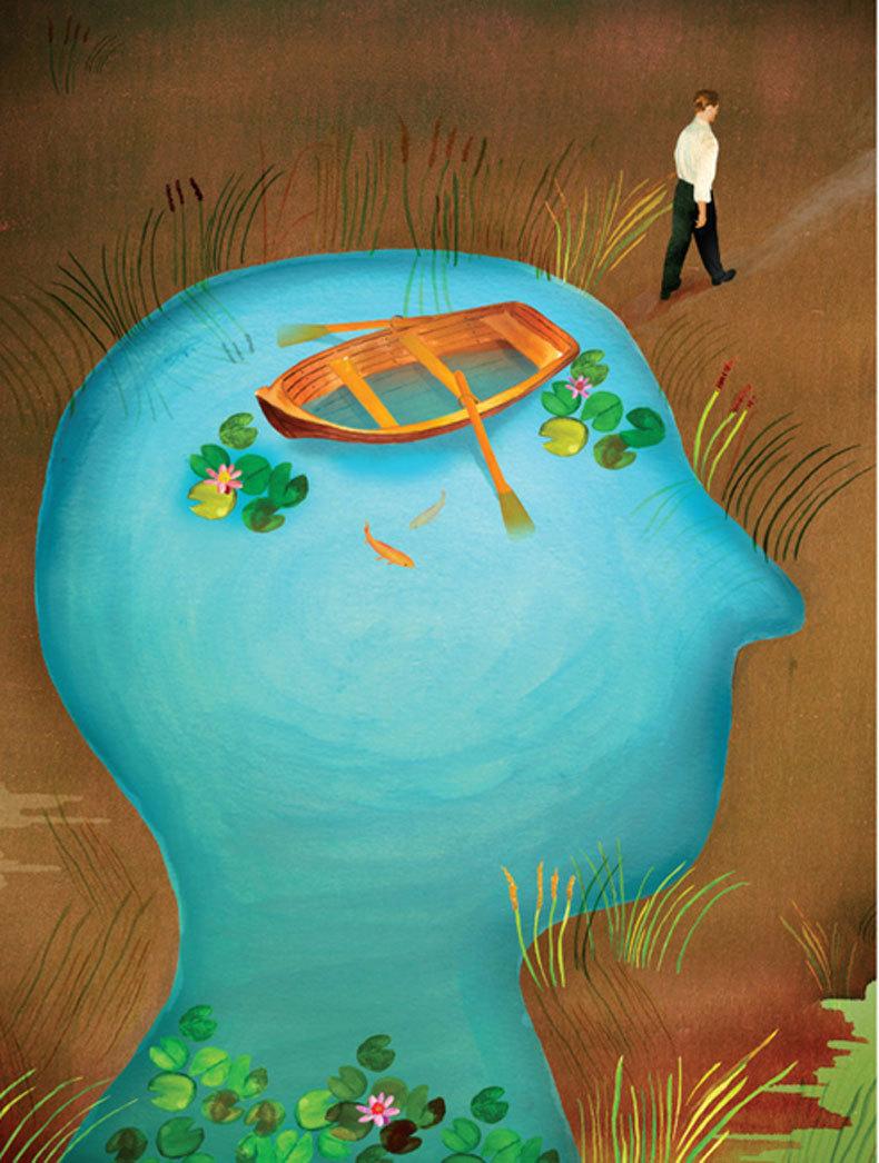 Психосоматика - феномен гипертрофии воли или самонасилие.