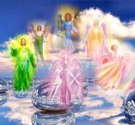 ДУХОВНОЕ РАЗВИТИЕ И ЕГО  ВЛИЯНИЕ НА СВЯЗЬ С ВЫСШИМИ СИЛАМИ?