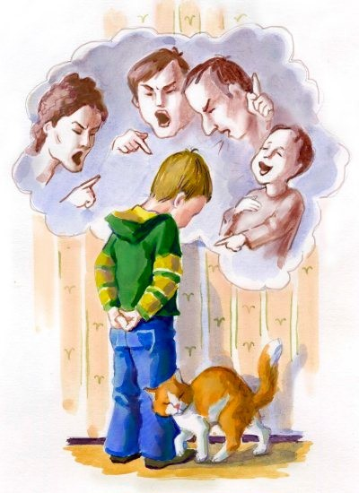 Характеристики взрослых, которых стыдили в детстве.
