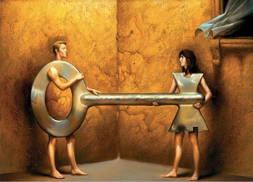 Что мужчина и женщина не знают друг о друге?