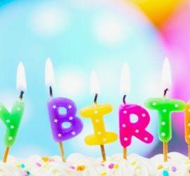 Ритуалы в день рождения…