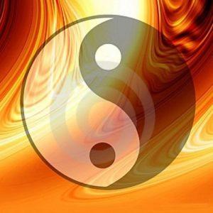 Достижение баланса в любви -Уравновешенная личность.