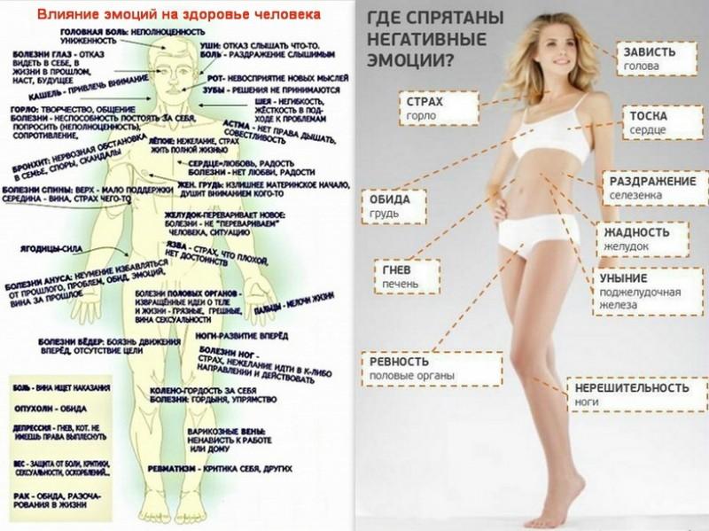Метафизика «женских» болезней от Лиз Бурбо. Что ты выбираешь?