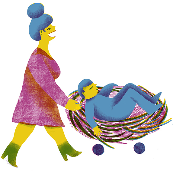 Парадоксы материнской любви