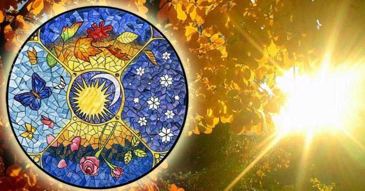 День осеннего равноденствия ритуалы на замужество, деньги и удачу.