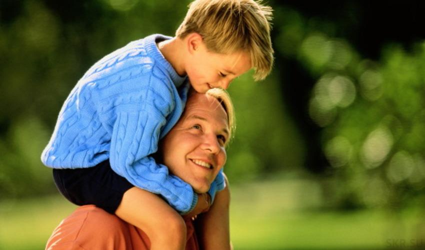 Как быть идеальным папой для своего ребенка?