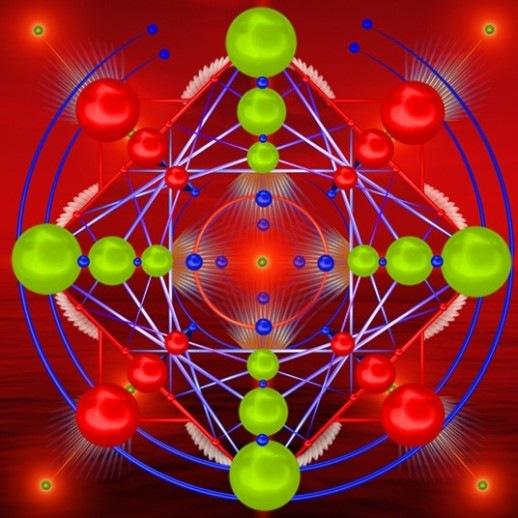 Классические мандалы, постижение Сакральной Геометрии.