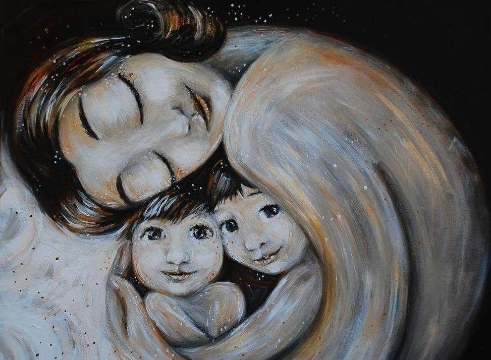 Любите ребенка той любовью, которой он любит вас — просто за то, что вы есть