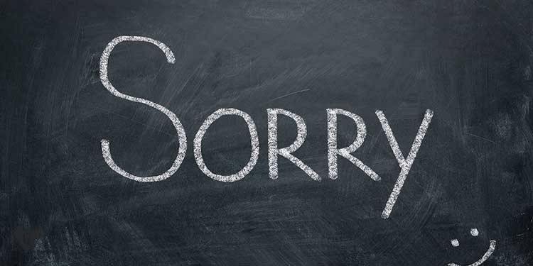 Выгода прощения.