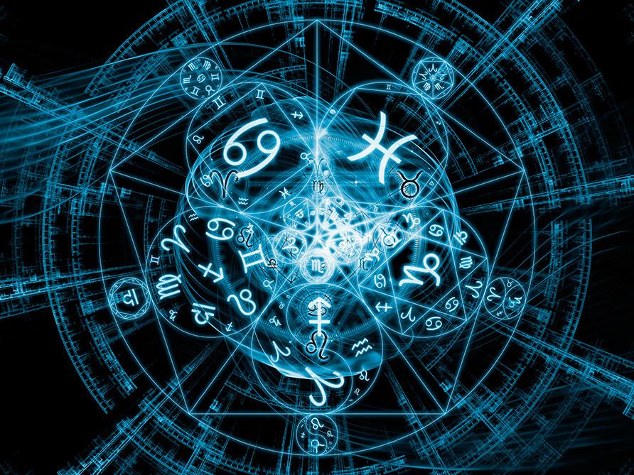 Магические пентаграммы.