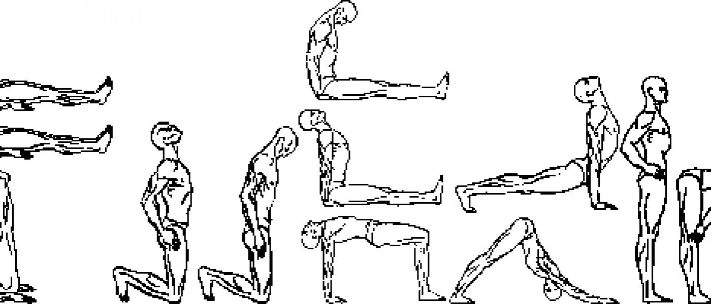 Тибетская гимнастика Око Возрождения как путь к вашему здоровью.