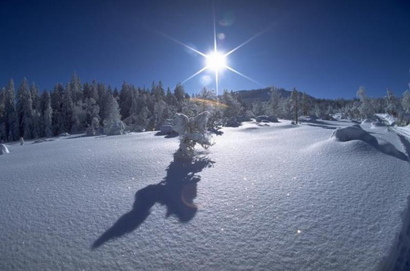 Зимнее солнцестояние…21-22 декабря: Карачун.
