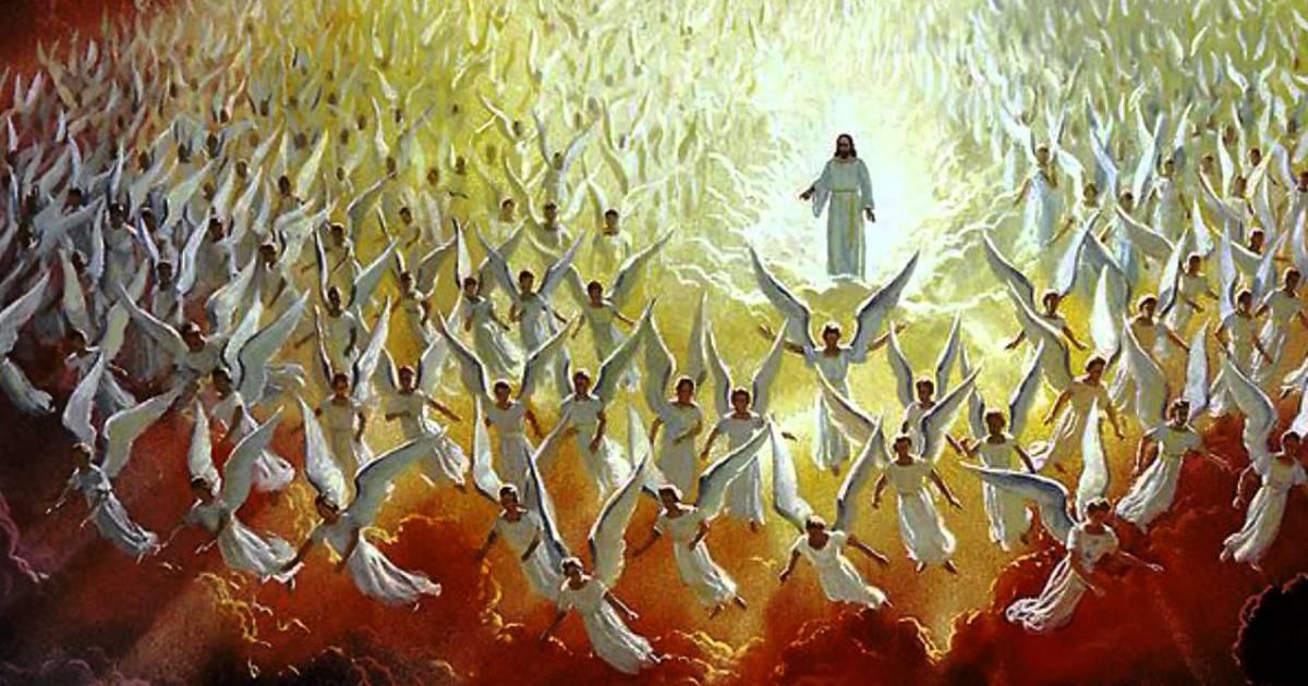 Имя твоего ангела. Небесная иерархия.